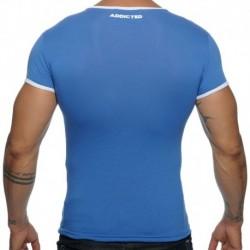 Addicted T-Shirt Basic Colors Royal