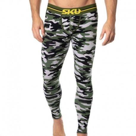 SKU Legging First Camouflage