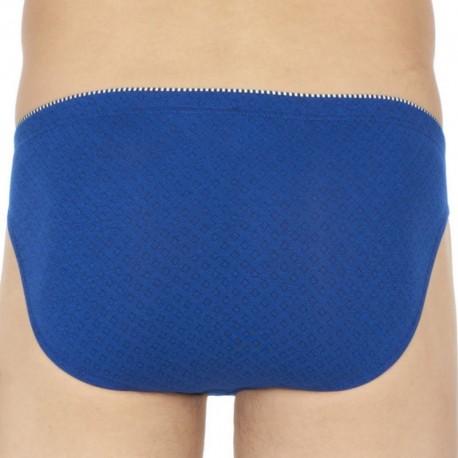 HOM Slip Comfort Micro Skipper Bleu
