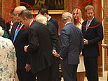 Prince Harry and Donald Trump