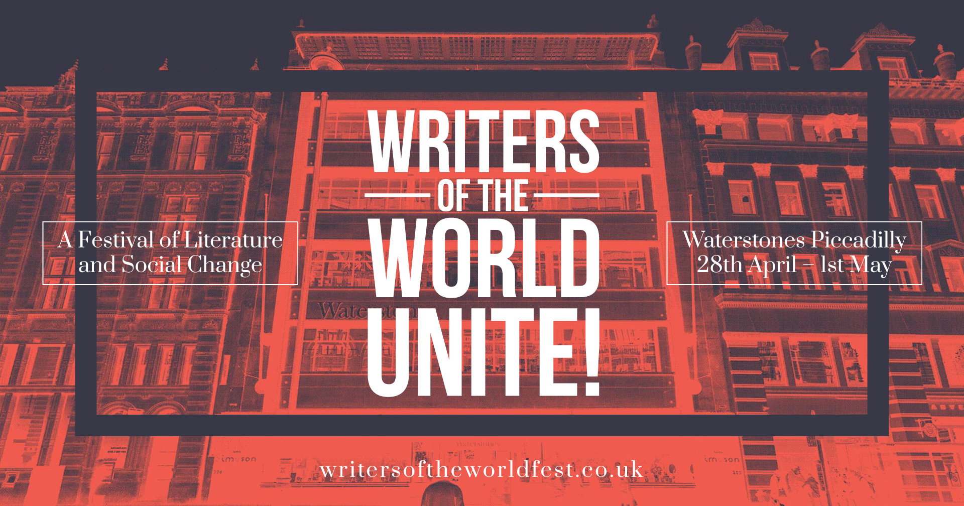 Writers of the World Unite!