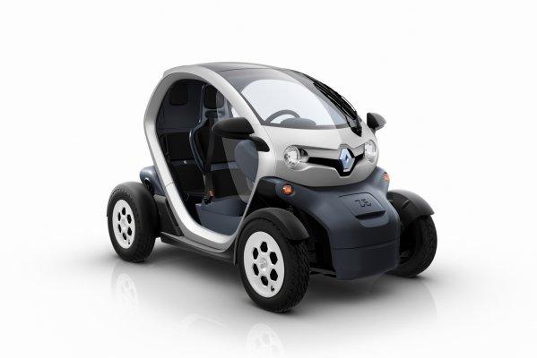 Renault Twizy EV Coupe