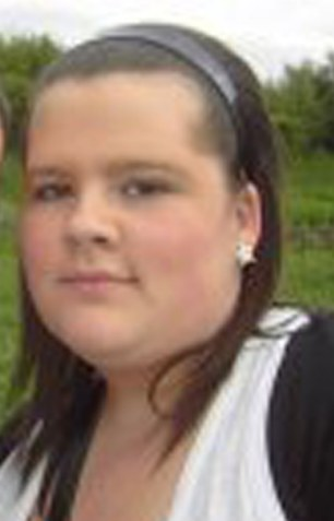 Murder: In March 2010, 17-year-old Ashleigh Hall, from Darlington, Co Durham, was murdered after meeting somebody she thought was a boy on Facebook