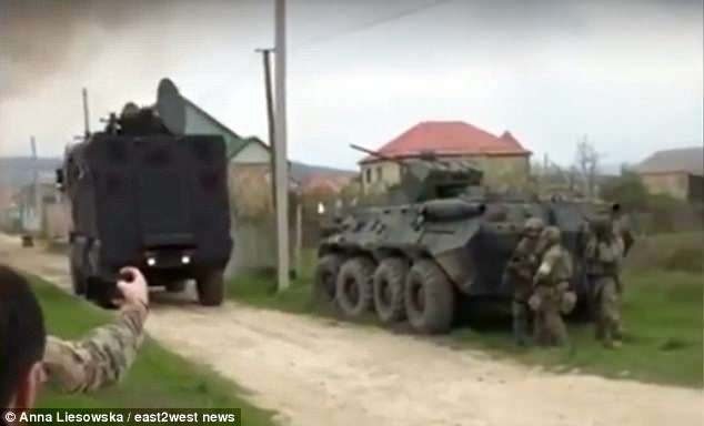 Dagestan on the Caspian Sea has been the site of a recent insurgency by Islamist militants