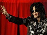 FILE - This March 5, 2009 file photo shows Michael Jackson as he announces ten live concerts at the London O2 Arena in south London. Tuesday, June 25, 2019, marks the tenth anniversary of Jackson's death. (AP Photo/Joel Ryan, File)