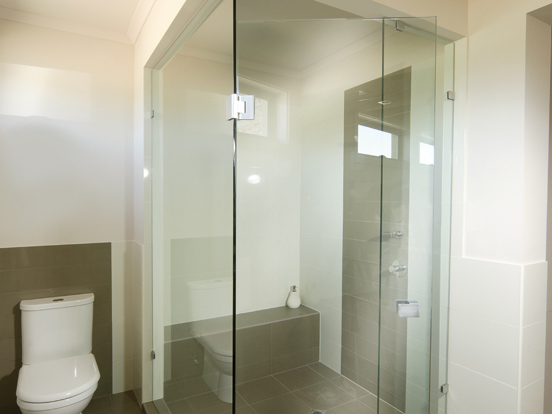 frameless shower screens in Melbourne