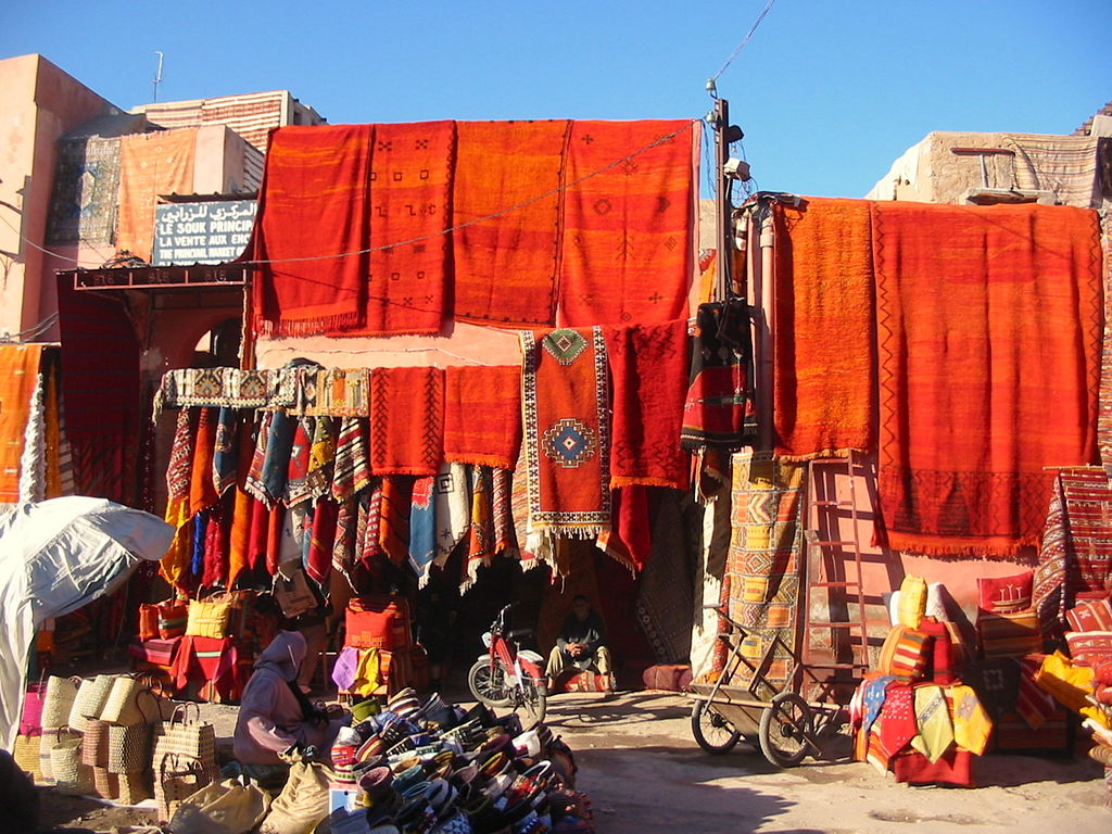 MOROCCO ARTS & CRAFTS TOUR - 10 DAYS - 09 NIGHTS - FROM CASABLANCA