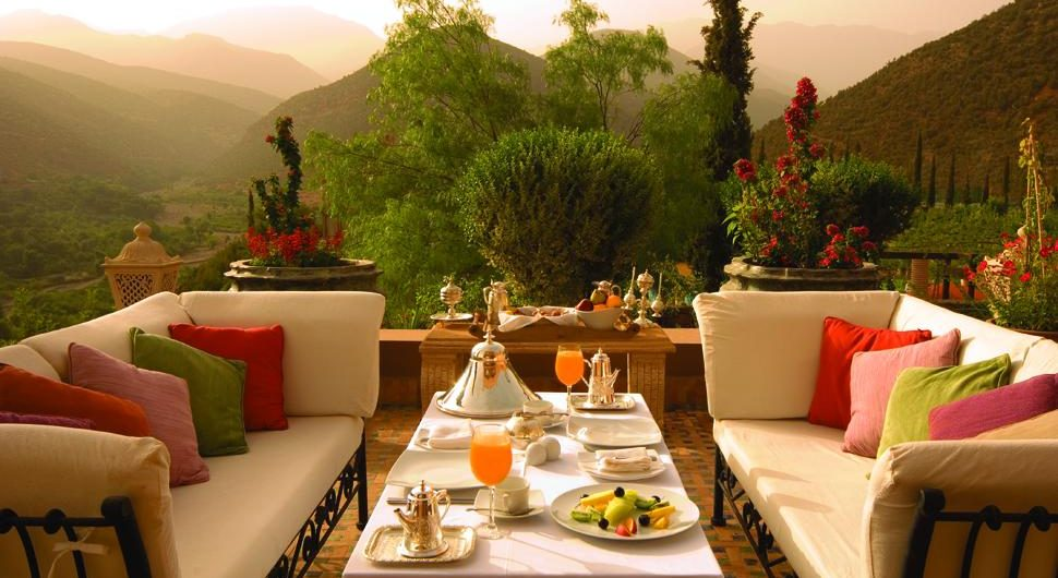 HOW TO HOLIDAY IN MOROCCO LIKE A BILLIONAIRE