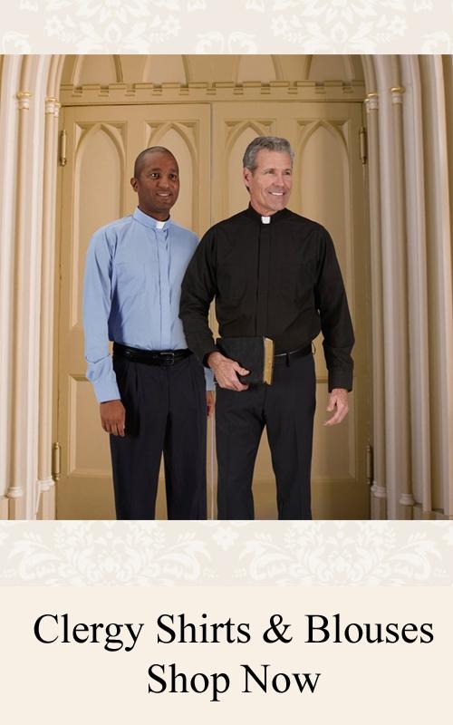 Clergy Shirts & Collars