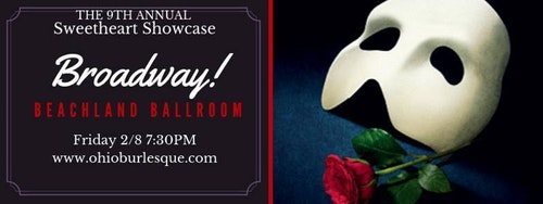 The 9th Annual Sweetheart Showcase - Broadway