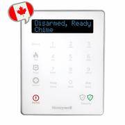 Honeywell Lyric LKP500-ENC Wireless Alarm Keypad (for Canada)