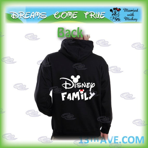 4 Family Matching Shirts, disney mickey minnie custom order with names and faces, 147