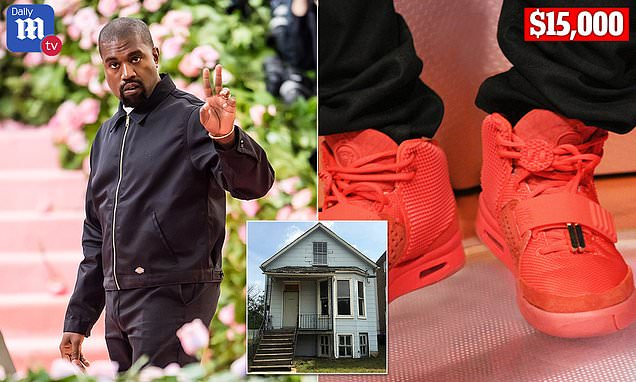 Kanye West's former charity Donda's House made less money than it costs to buy five pairs