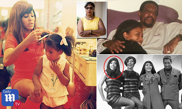 Ike Turner's daughter says he didn't rape Tina Turner as she tells of her 'loving second