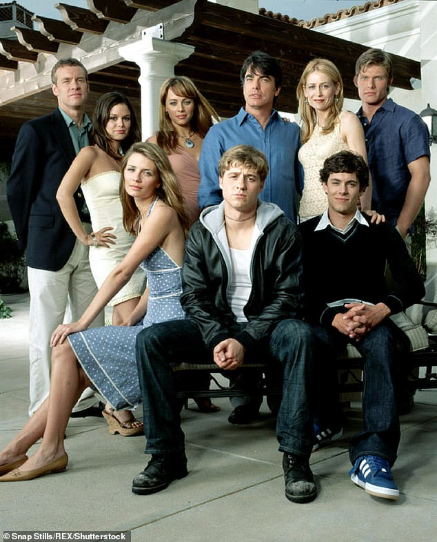 The O.C.: Mischa portrayed affluent girl-next-door Marissa Cooper in the hit show which aired from 2003-2007, but all was not what it seemed for the teenager