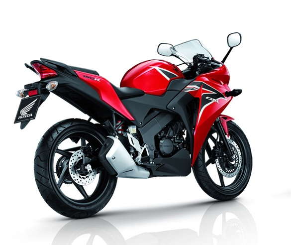 Honda New Bike In India 2012 – Honda CBR 150R 1