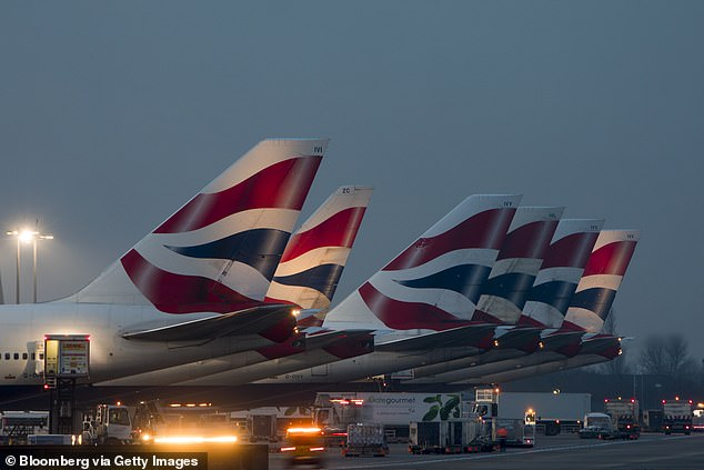 British Airways said it could not comment on the details of the case because of ongoing legal proceedings