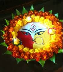 Pooja thali decoration for competition