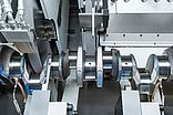 Diagonal grinding