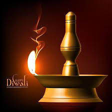 Deepavali oil lamp wallpaper
