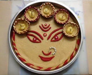 Aarti Thali Competition
