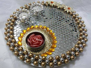 Aarti-thali-decoration-ideas