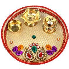 Aarti-thali-decoration-ideas