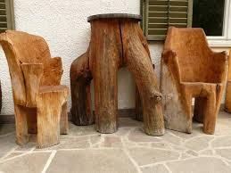 Rustic furniture is as popular as ever