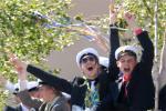 Reportage: Studentens glada dagar!