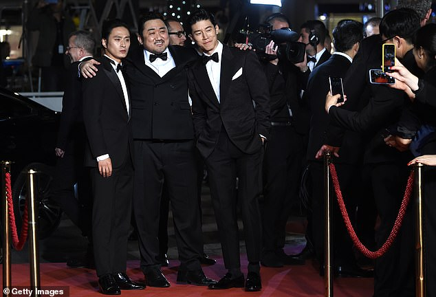 Epic: The Gangster, The Cop, The Devil is a South Korean action film which has been screened as part of the Midnight selection at Cannes