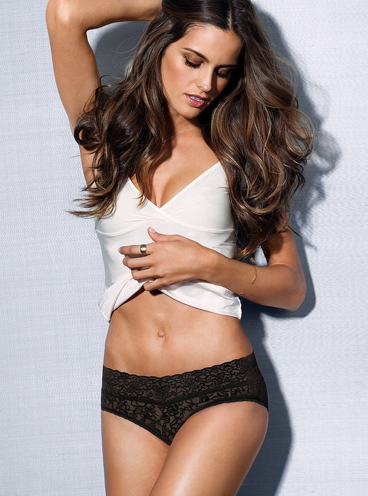 Izabel Goulart - 10 Sexiest Countries With The Hottest Bombshells!