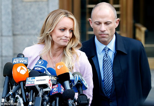 Before the literary agent wired the second of four installments as part of the book advance, the lawyer allegedly  sent a forged letter instructing them to send all future payments to a client trust account, which was in her name but controlled by Avenatti