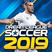 تحميل لعبة Dream league soccer 2019 v6.13 - دريم ليج مهكرة للاندرويد