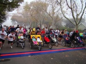 Davis Turkey Trot Photo