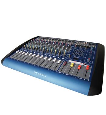 调音台QR802/QR1202/QR1602