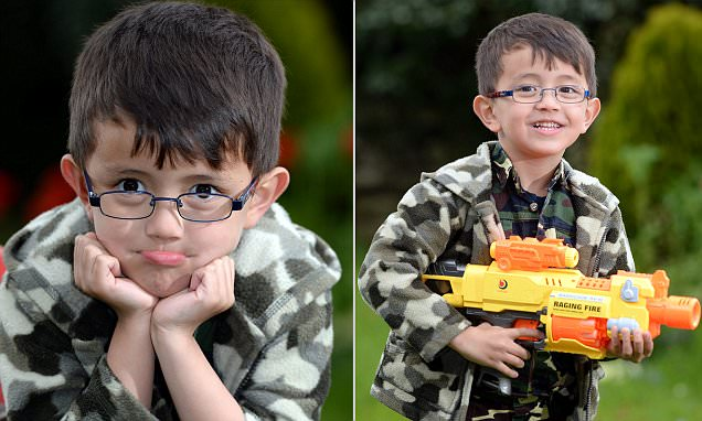 Four-year-old boy forced to hand over toy gun at East Midlands Airport