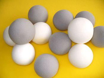 魔术海绵球