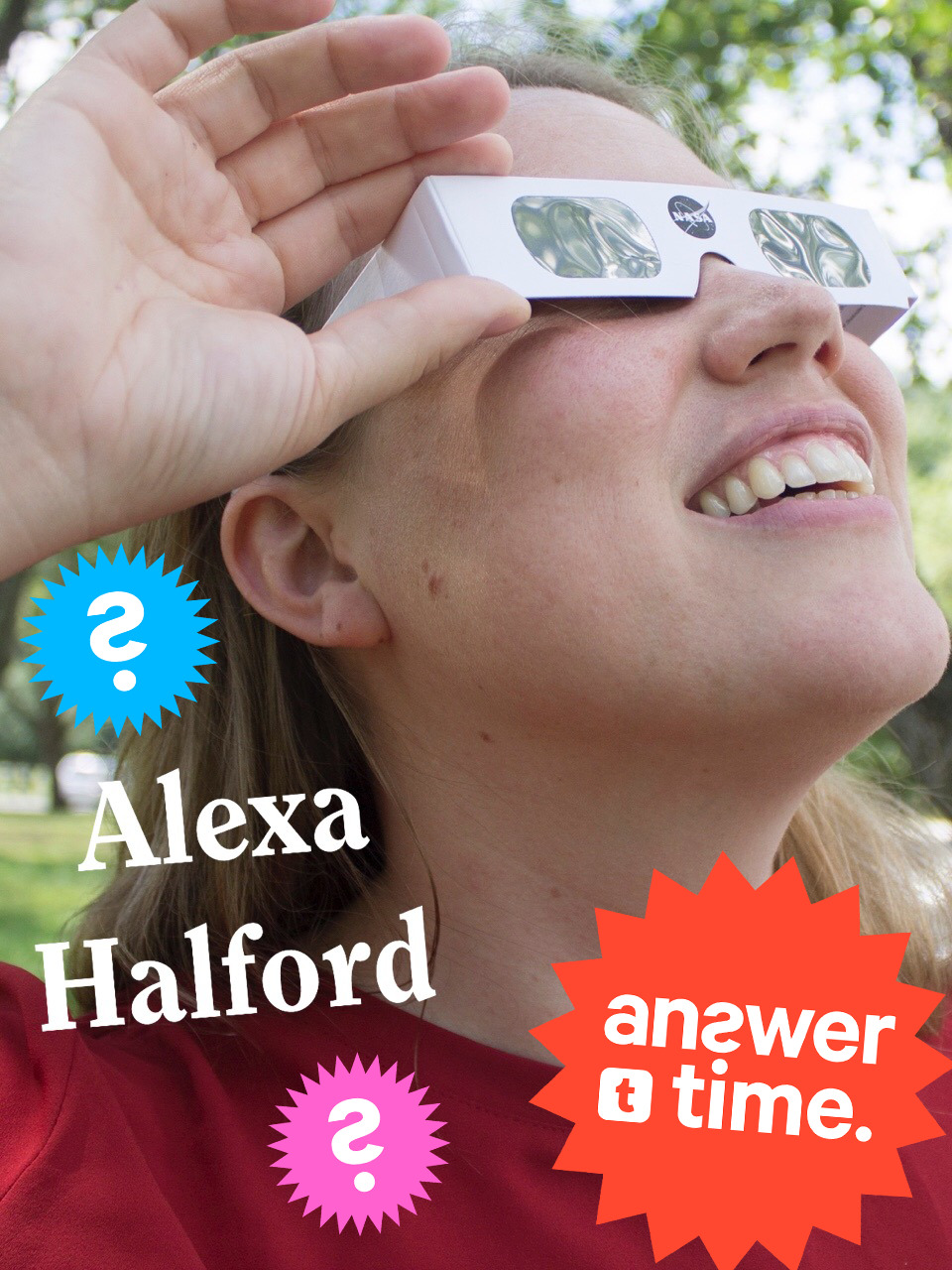 The total solar eclipse is coming! Here's your chance to ask an eclipse scientist your questions! Have questions about the upcoming total solar eclipse on August 21? Join our Tumblr Answer Time session on Thursday, August 17 from 3:00 – 4:00 p.m....