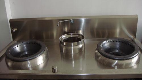 多功能红外线集热节能燃气灶
