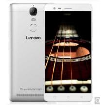 联想 乐檬K5 Note 移动4G手机 双卡双待 炫酷银 全网通(3G RAM+32GROM) 标配