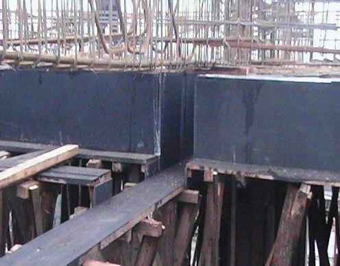 我国建筑模板工程施工、验收工作知识总结