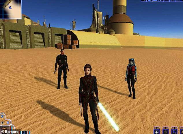 Knights of the Old Republic:Disney and LucasFilm are developing a movie adaptation based on the beloved 2003 video game Star Wars: Knights of the Old Republic