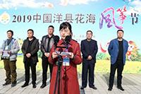 2019年陕西洋县花海风筝节惊艳落幕