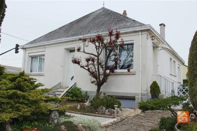 Maison à vendre Les Herbiers immobilier vendée