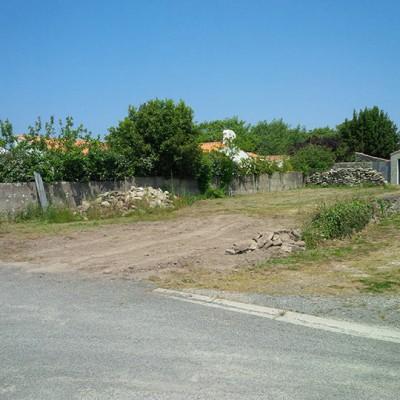 Terrain à vendre Noirmoutier-en-l'Île immobilier vendée