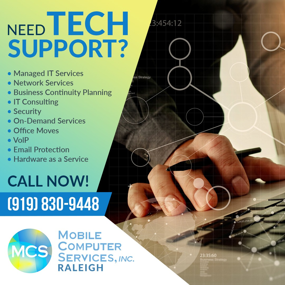 Raleigh Managed IT Services Company