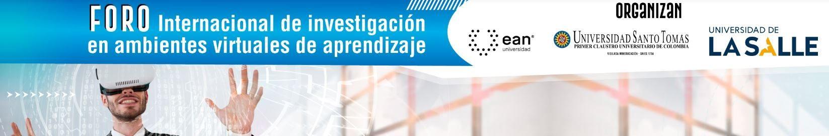 III Foro Internacional de Investigación en Ambientes Virtuales de Aprendizaje