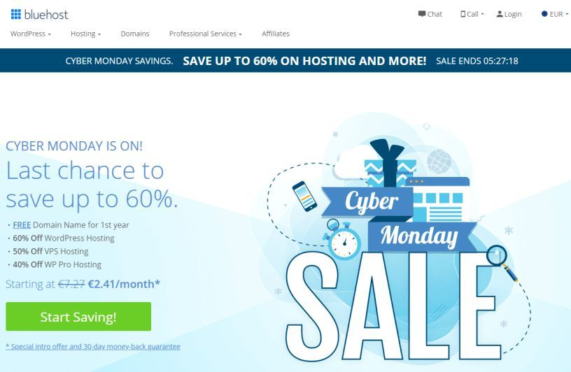 top 11 wordpress hosting companies fo