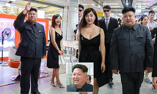 Chinese fan has plastic surgery to look like North Korean leader Kim Jong-un
