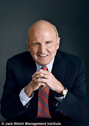 Business icon Jack Welch discusses which behaviors to avoid as a leader